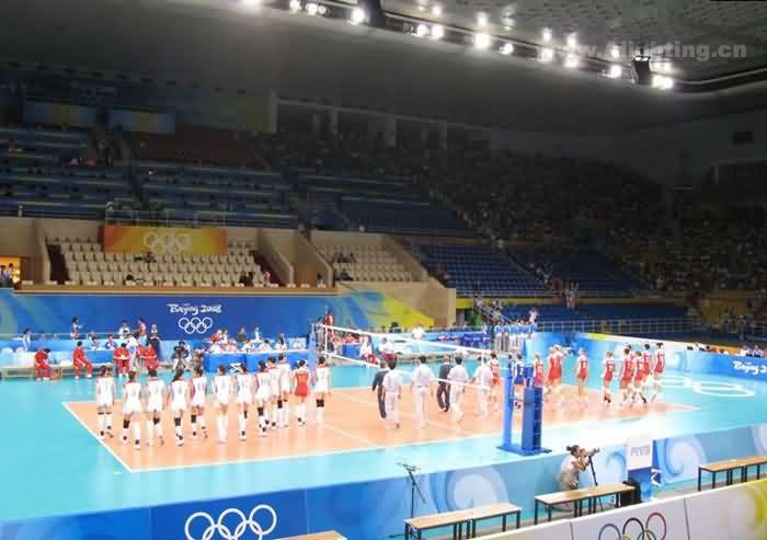 [转载]北京奥运排球馆-科柏设计-徐工