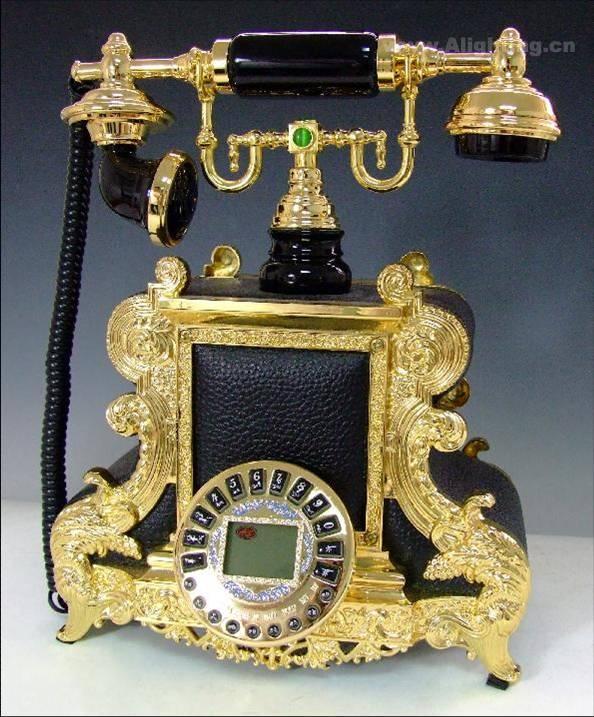 欧式灯,欧式饰品,欧式电话机-巴洛克饰品