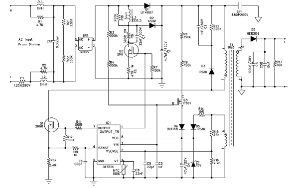 pf00恒流源电路图图片