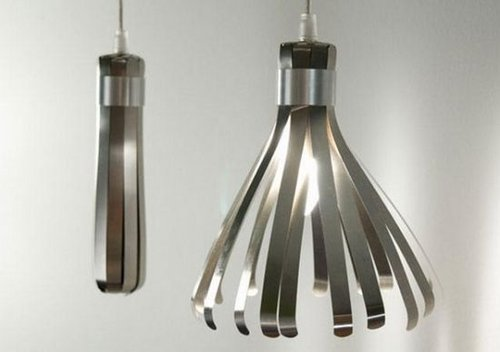 个性十足 21盏与众不同的灯具设计图片