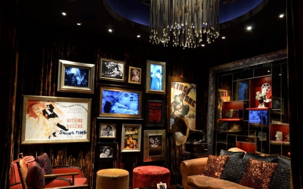 Theater Room Decor Ideas