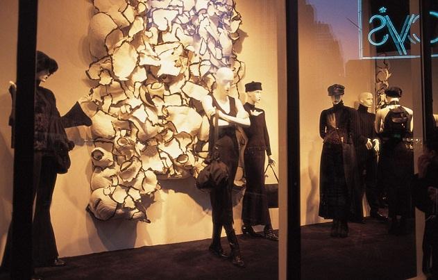 时装专卖店橱窗照明之一:照明技巧