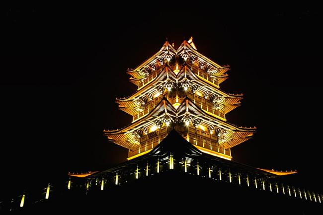 特殊景观照明设计要点——塔的照明设计方法