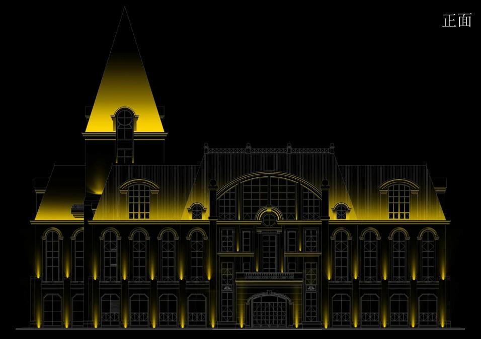 月星·国际城泛光照明设计方案说明