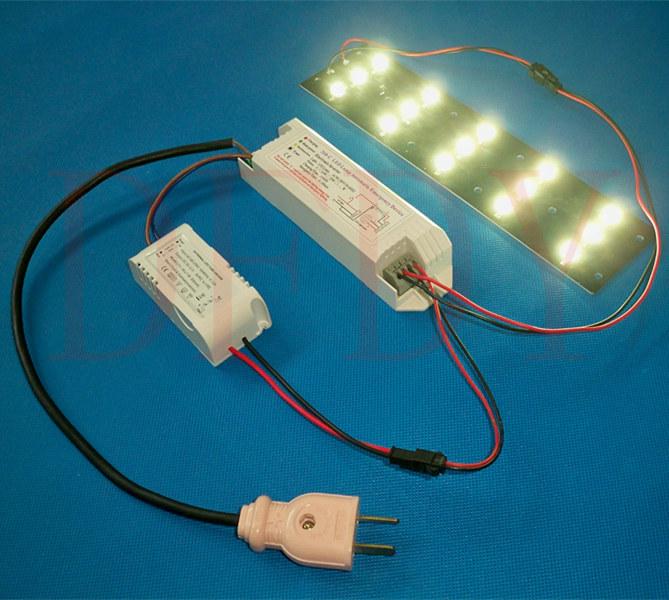 登峰电源LED应急电源的接线步骤及注意事项 登峰LED应急电源图片