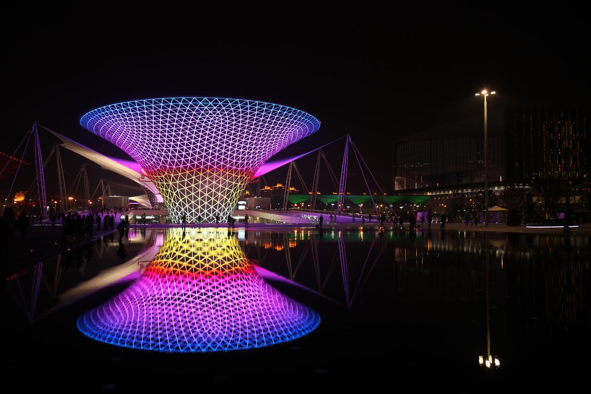 led智能照明:巨大的地下智能空间市场-智能led灯
