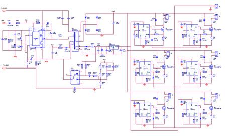 大功率led镇流器电源解决方案