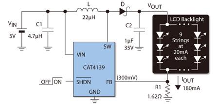 led硬灯条终端接线图