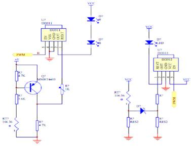 大功率led温度保护设计参考-电子