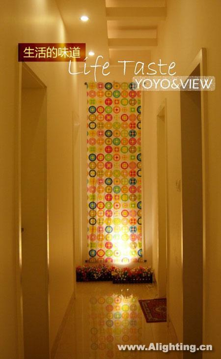 如何利用灯光来设计温馨家装(组图)
