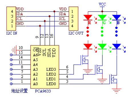 led彩灯驱动控制技术(图)