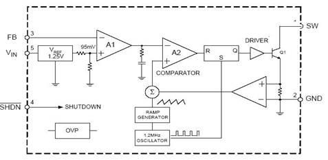 背光led恒流驱动电路图