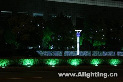 苏州工业园星湖街照明规划设计(组图)