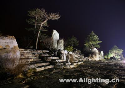 北京奥林匹克森林公园夜景照明规划(图)