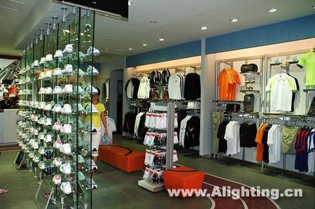 店铺照明方案设计要点全解析(组图)
