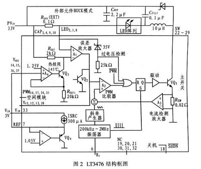 电路 电路图 电子 原理图 400_336
