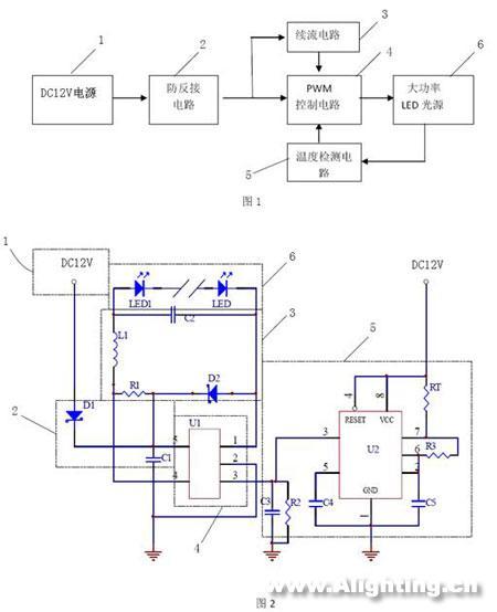 led照明的直流驱动电路设计新方法(图)