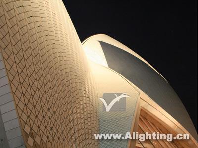 澳大利亚悉尼歌剧院户外照明解析(组图)