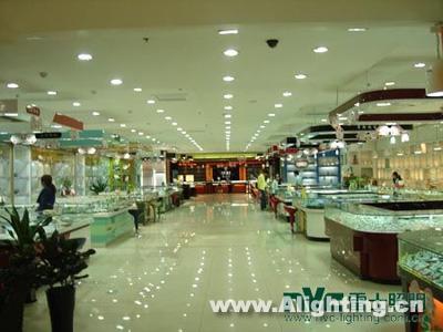 百货商场照明设计案例十八篇(组图)图片