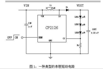 背光驱动电路的选择策略和应用介绍(图)