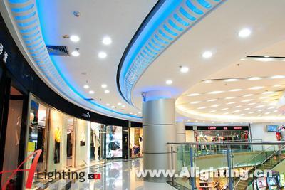 广州中华广场室内照明设计案例(组图)