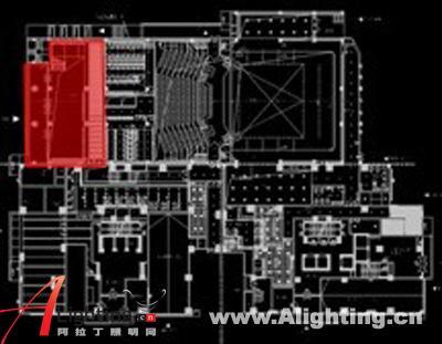 广州铁路文化宫室内照明设计(组图)