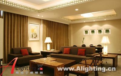 北京和园景逸酒店室内外照明设计(组图)图片