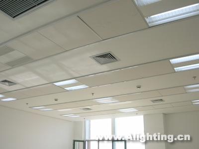 长春市政府办公楼办公照明设计详解(图)