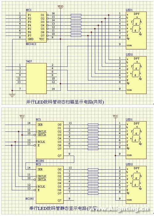 led驱动电路集锦(图片)