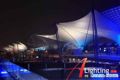 2010中照奖一等奖:上海世博轴夜景照明