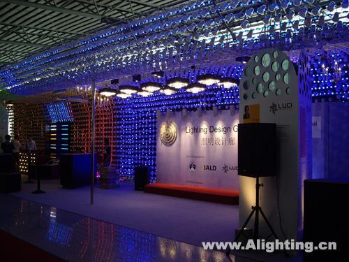 广州照明展艺术空间:照明设计廊(图)