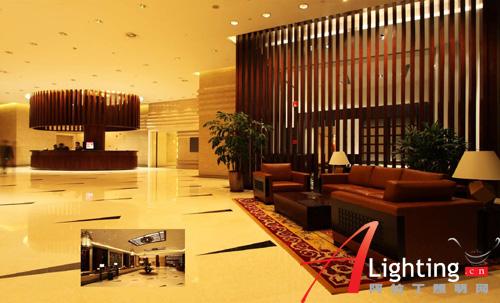 无锡千禧大酒店室内照明设计详解(组图)图片