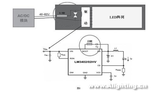 高性能led路灯驱动电路的设计方案