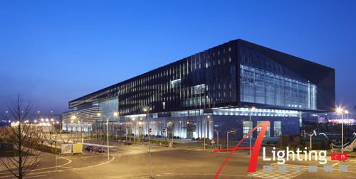 上海世博中心夜景照明设计详解(组图)