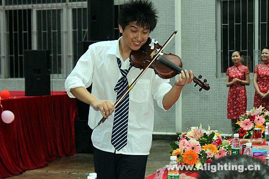 快乐的提琴