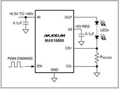 冷阴极灯的分立元件驱动电路图