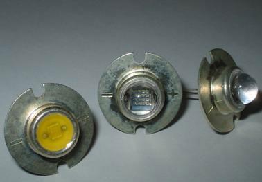 多芯片混合集成瓦级led封装结构(图)
