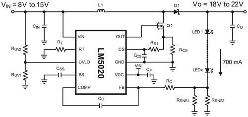 驱动led恒定电流源的方法 - 守望麦田 - 电子与网站工作者的博客