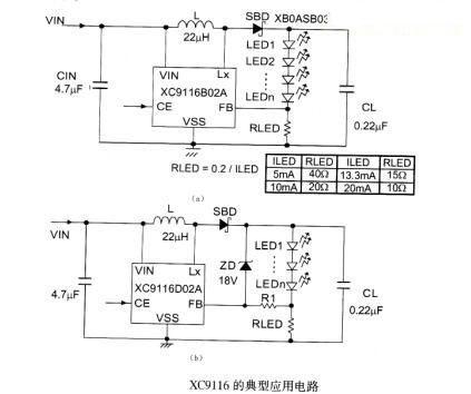白光led驱动专用dc-dc电源转换器(图)